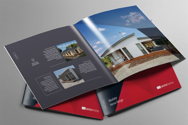 Anchor Homes modular range brochure download