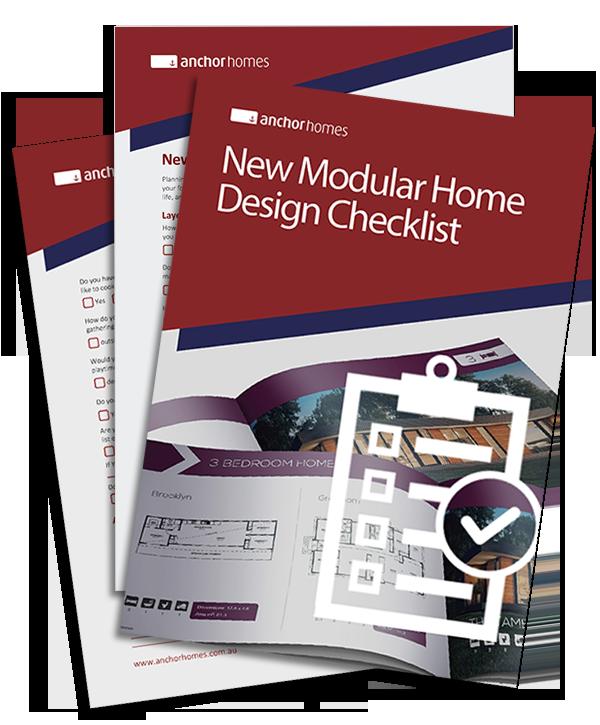 Free Download: New Modular Home Design Checklist